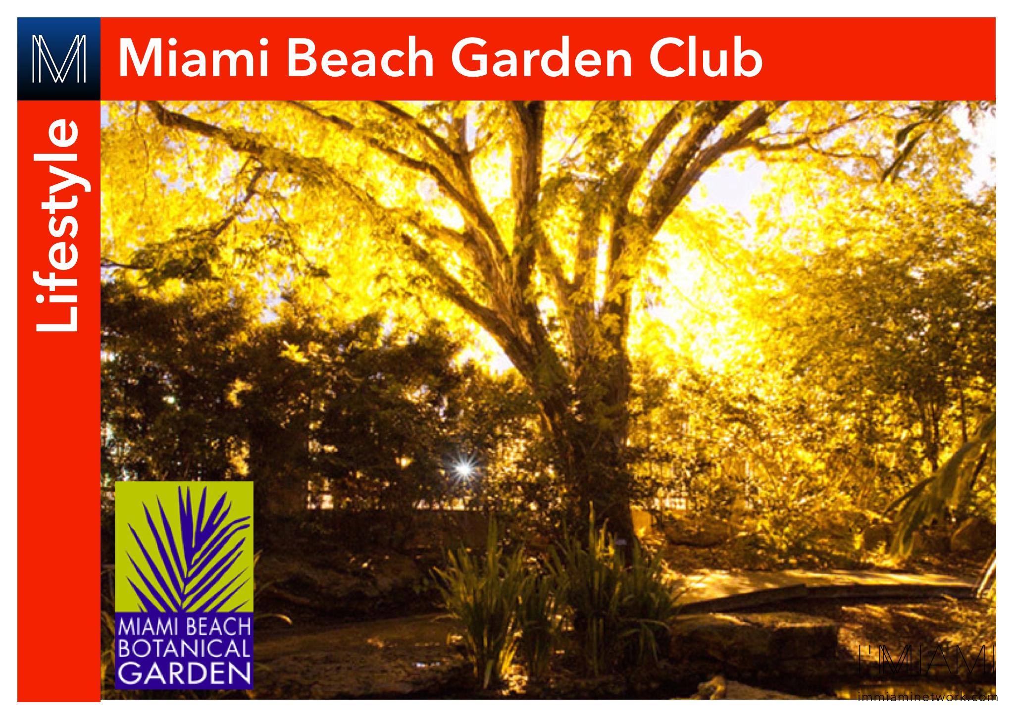 Miami Beach Botanical Garden   I\'M MIAMI